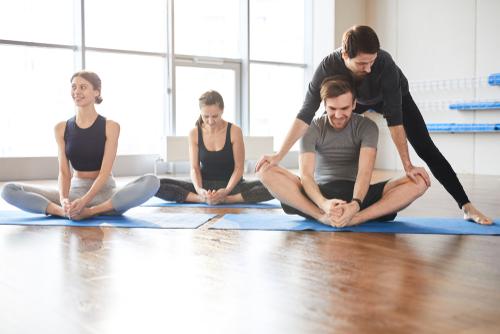 Yogafreaks enschede